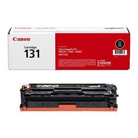 Canon Genuine Toner, Cartridge 131 Black (6272B001), 1 Pack, for Canon Color imageCLASS MF8280Cw, MF624Cw, MF628Cw, LBP7110Cw Laser Printers