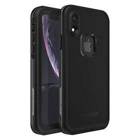 Lifeproof FR? SERIES Waterproof Case for iPhone XR - Retail Packaging - ASPHALT (BLACK/DARK GREY)